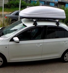 Багажник на крышу для Skoda Octavia III (2013->)