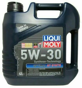 Моторное масло Liqui Moly Optimal HT Synth 5w-30