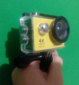 Экшен камера GEEKAM