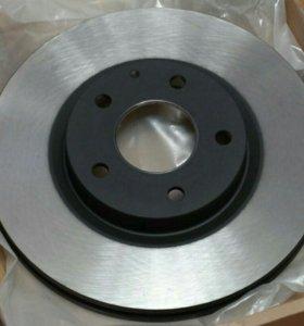 Тормозные диски Peugeot/Citroen