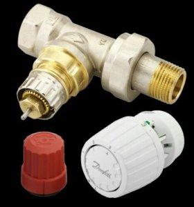 Термостатические элементы для радиаторов отопления