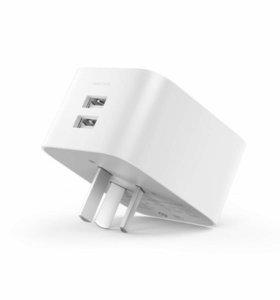 Розетка Xiaomi Smart Socket 2 USB Wi-Fi