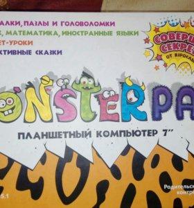 Планшетный компьютер MonsterPad