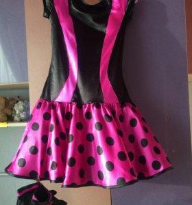 Платья для бально-спортивных танцев
