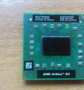 Процессор AMD 64*2 L310