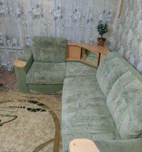 Диван , кресло-кровать