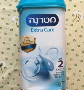 Детская смесь materna extra care 6-12 мес