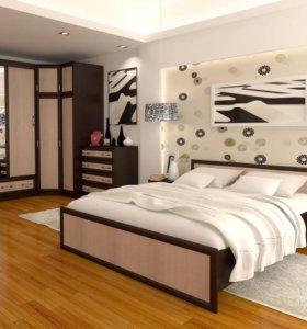 Модерн спальня