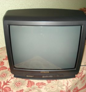 телевизор НITACHI 21 ДЮЙМ 54СМ по диагонали