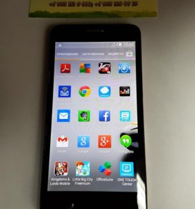 Alcatel ONE touch 6012X idol mini