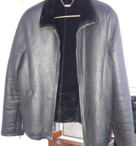 Кожаная куртка,натуральная кожа