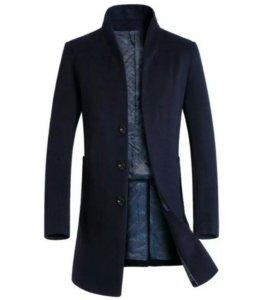 Пальто мужское размер S