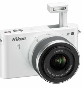 Nikon 1 j1 скоростная камера
