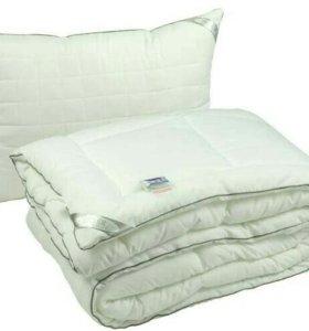 Подушки ,одеяла