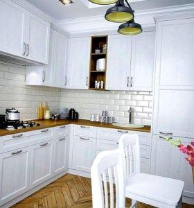 Кухонный гарнитур из пленки