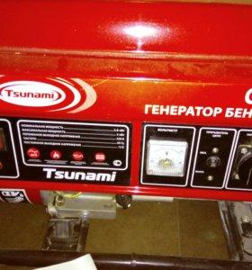 Бензин генератор
