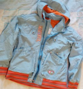 Куртка летняя ветровка р.134
