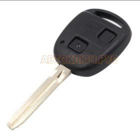 Ключ Toyota Prado 120