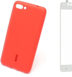 Чехол и стекло для смартфона ASUS ZenFone 4 MAX