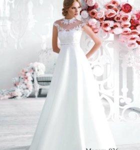 Свадебные платья .