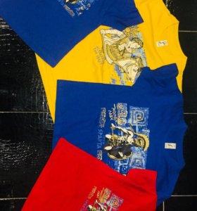 Греческие футболки детские новые