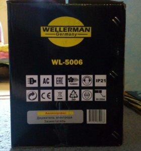 wellerman wl-5006 Сварка