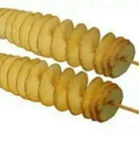 Оборудование для спиральных чипсов