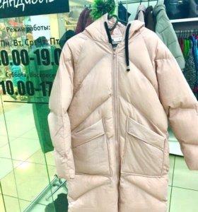 Куртка , пуховик ( зима )