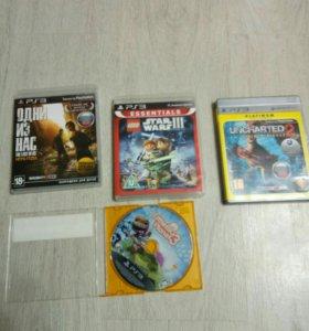 Игры для PS 3.