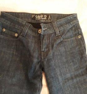 Тёплые зимние джинсы