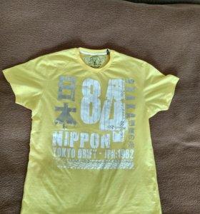 Новая стильная футболка