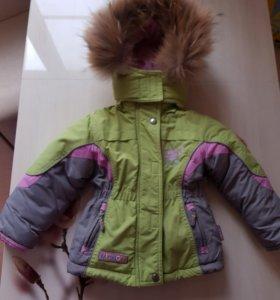 Куртка и комбенизон