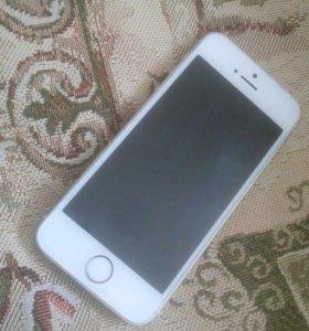 Айфон 5s 16gold меняю связь плохо ловит на звонки