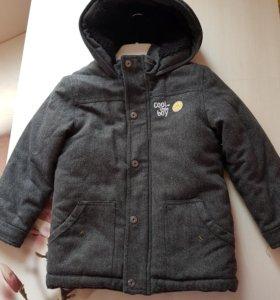 Куртка 4-5лет