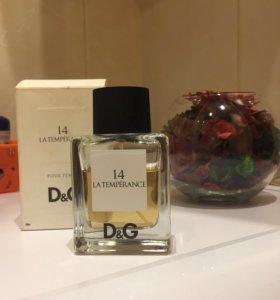 Туалетная вода Dolce Gabbana14 la temperance
