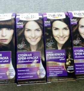Краска для волос Palette золотистый кофе