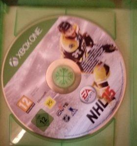 Nhl 2015 на Xbox One