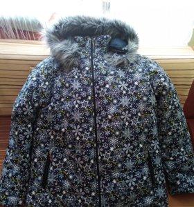 Куртка новая 56-58, зима-холодная весна