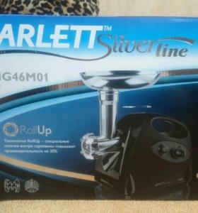 Мясорубка Scarlett SL-MG46M01