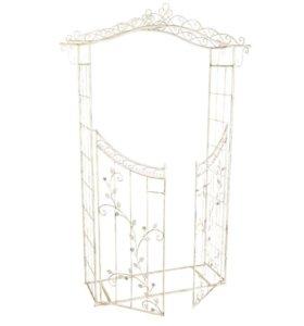 Арка-ворота садовая в стиле прованс