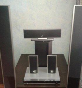 Домашний кинотеатр LG - XH-T7620X
