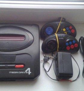 Sega mega drive 4 16 bit