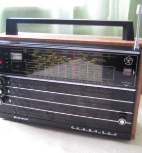 Радиоприемник Океан-209 с FM (УКВ)
