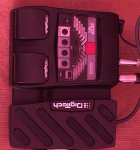 Гитарный процессор Digitek RP 90