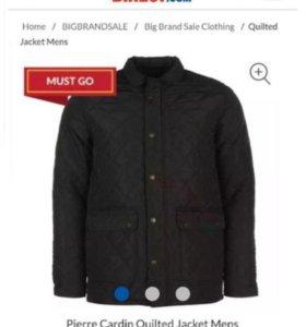 Куртка новая. Pierre Cardin. Оригинал