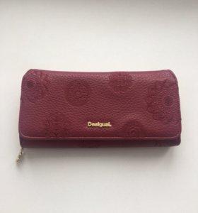 Новый кошелёк Desigual