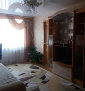 Квартира, 4 комнаты, 62.6 м²