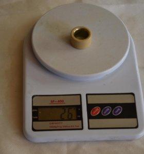 Грузы в вариатор CF 625