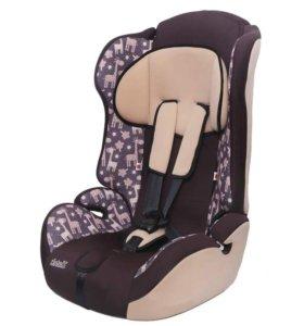 Новые детские авто кресла zlatek atlantic print