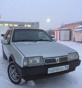 ВАЗ (Lada) 2108, 1989